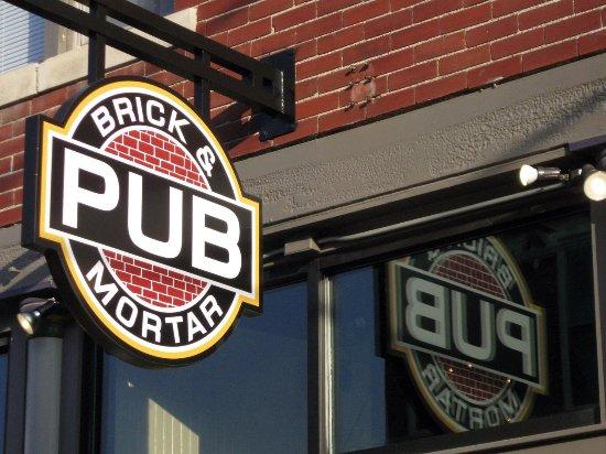 Brick and Mortar Pub, Delphi - Restaurant Reviews, Photos