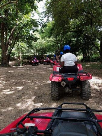 La Cruz, Costa Rica: Too fun!