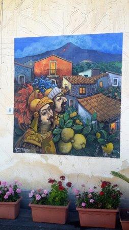 Murales - Linguaglossa.