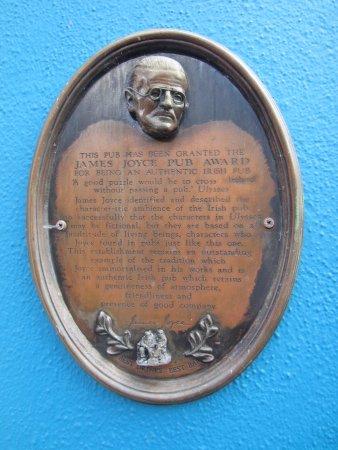 Athlone, Irland: James Joyce Pub Award