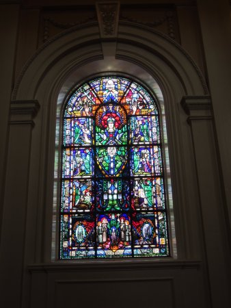 Athlone, Ireland: Stained Glass