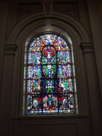 Athlone, Irlanda: Stained Glass