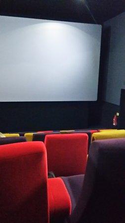 Bolton, UK: cinema