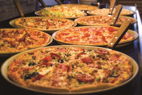 Plover, WI: With a variety of crusts, sauces and toppings, you're sure to find a pizza to tempt your taste b