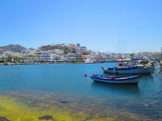 Old Town: La vista dagli imbarchi