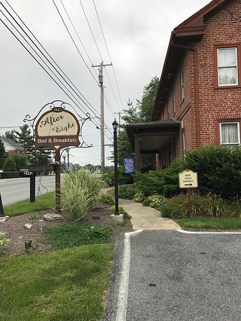 Gordonville, Pennsylvanie : After Eight Bed & Breakfast