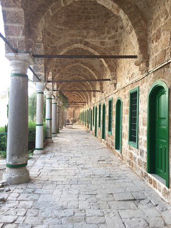Acre, Israel: Good for a walk and meditation
