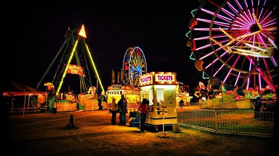 Middletown, Delaware: Frightland Haunted Attractions - Amusement Rides, Games & carnival food