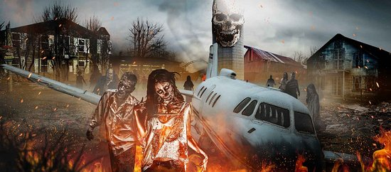 Middletown, Delaware: Frightland features 8 unique haunted attractions