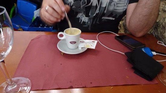 Petiscos Restaurante Bar : Almuerzo en Petiscos, Santiago de Compostela
