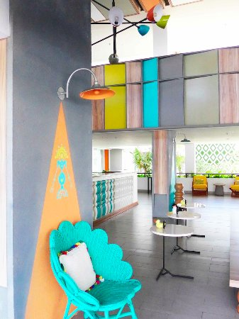 Colorful Hotel Where Happiness Happens!