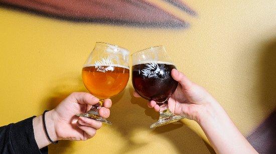 Edmundston, Canada: Petit-Sault Brewers