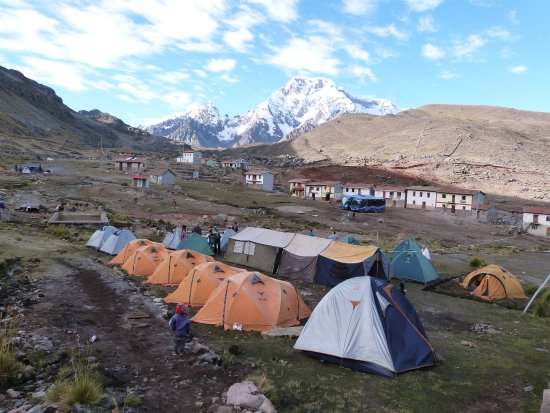 Peru Adventure Trek - Day Tour: AUSANGATE 2017