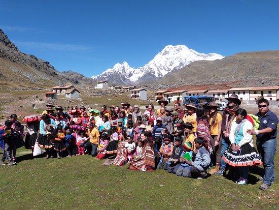 Perú Adventure Trek: AUSANGATE 2017