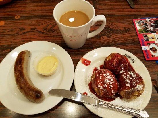Solvang Restaurant: Breakfast