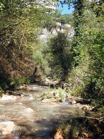Ombleze, Francja: la Gervanne (rivère)