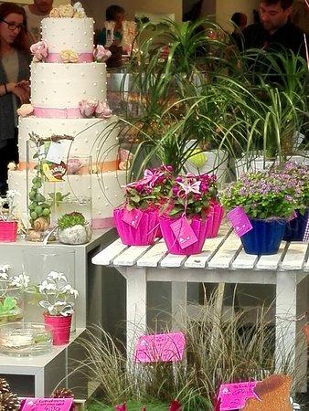 Dolci e fiori