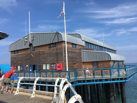 ‪Cromer Lifeboat Station‬