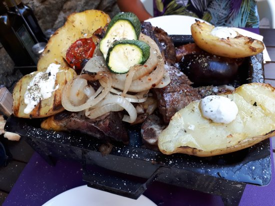 Restaurante La Churraskita: Excellent et vraiment pas cher par rapport au  prix