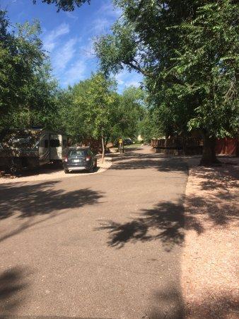 garden of the gods rv resort updated 2017 campground reviews price comparison colorado
