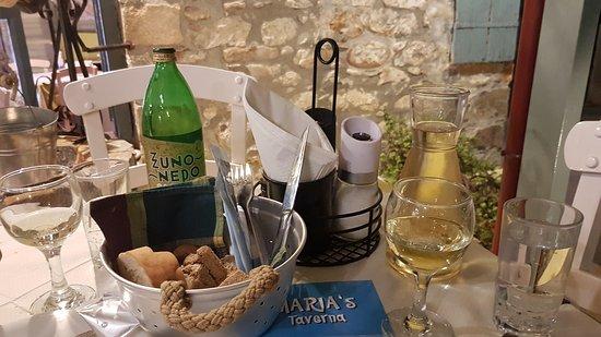 Plaka, Grekland: taverna maria's