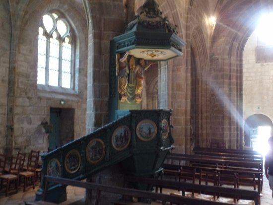 Locronan, Frankrike: la chair