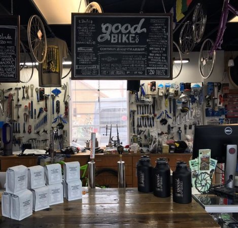 Good Bike Co.: Came to Prineville to visit a friend! Had a fun guided bike tour with great equipment and some g