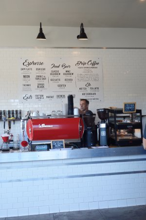 Asbury Park, NJ: A light and airy space for coffee and baked goods