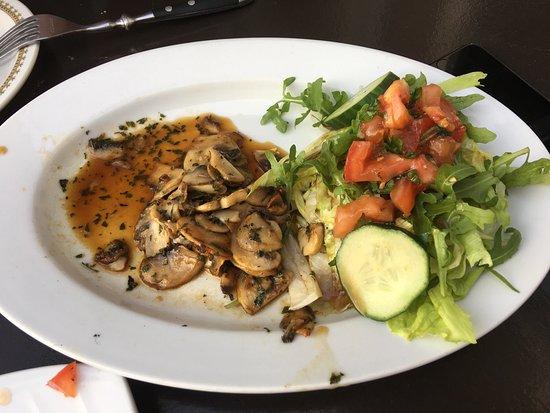 Noordwijkerhout, Niederlande: Heerlijk gegeten