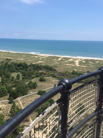Beaufort, Carolina do Norte: Views from Cape Lookout!