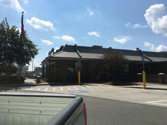 McDonald's @ Pooler, GA