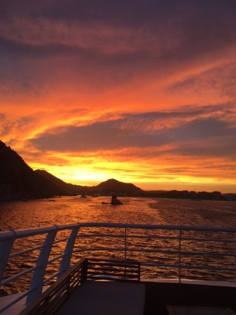 Welk Resorts Sirena Del Mar: Dinner cruise sunset!