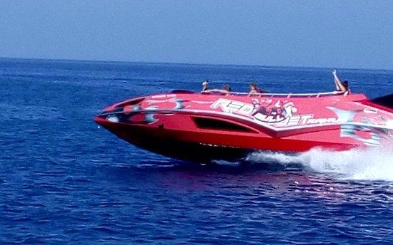 Rhodes, Greece: Very speedy