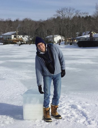 Dartmouth, Kanada: Thick Ice