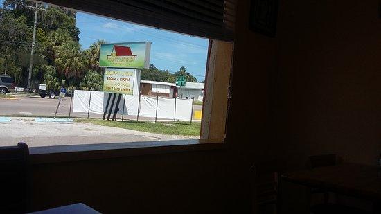 Ruskin, Флорида: Street signage