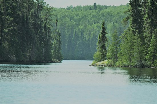 Fort Frances, Canada: Views on the lake