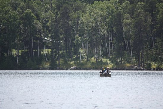 Fort Frances, Canada: Fishing