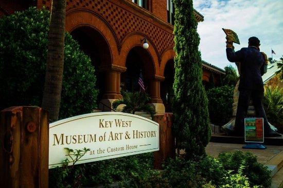 Key West Art & Historical Society Custom House Museum