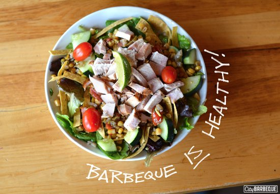City Barbeque: Barbeque IS healthy!