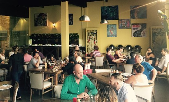 Bossa Nova: Brunch with a difference
