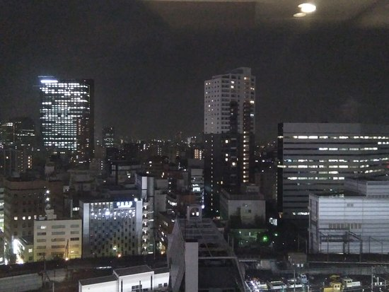 APA Hotel Shinjuku Kabukicho Tower: Vistas desde el hotel