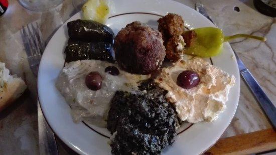 Chez Marianne: Grande assiette composée