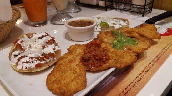 Vips aereopuerto: El desayuno con milanesa de pollo ...delicioso