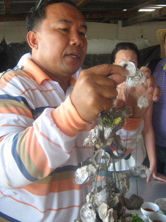 Pattaya Sheep Farm: Наш гид