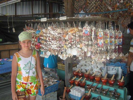 Pattaya Sheep Farm: Сувенирная лавка