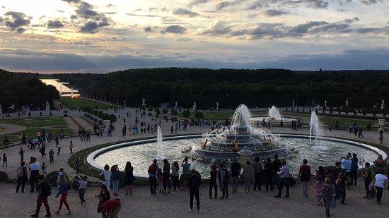 Guidatours Versailles: Versailles gardens - Fountain Show
