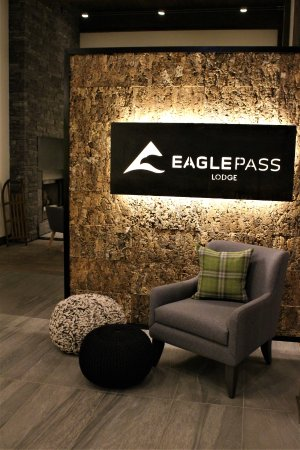 Welcome Home to Eagle Pass Lodge