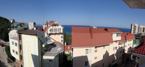Villa Alina: Вид из номера 12Л