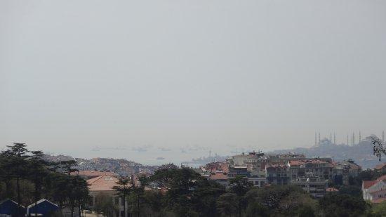 Fethi Pasa Korusu: Views from Fethi Pasa Park