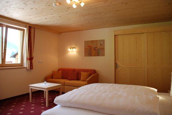 Hotel-Restaurant Alpenblume: Komfort-Doppelzimmer